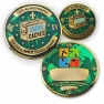 15000 Finds Geocoin + Pin