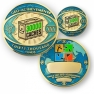 30000 Finds Geocoin + Pin